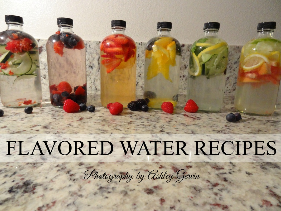 Flavored Water by TheWildFox.weebly.com