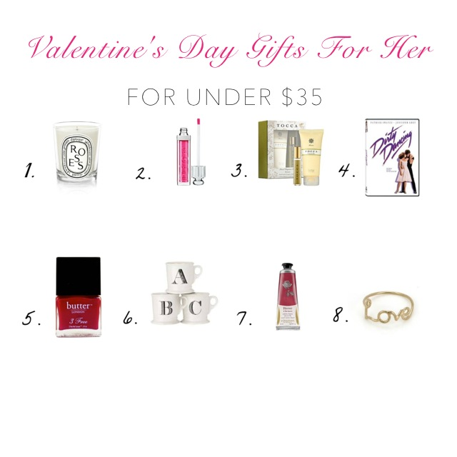 Valentine's Day Gifts For Her thewildfox.weebly.com